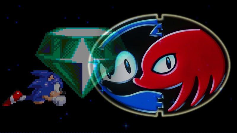 GDQ的Sonic 3和Knuckles Speedrun教会了我一些意想不到的东西