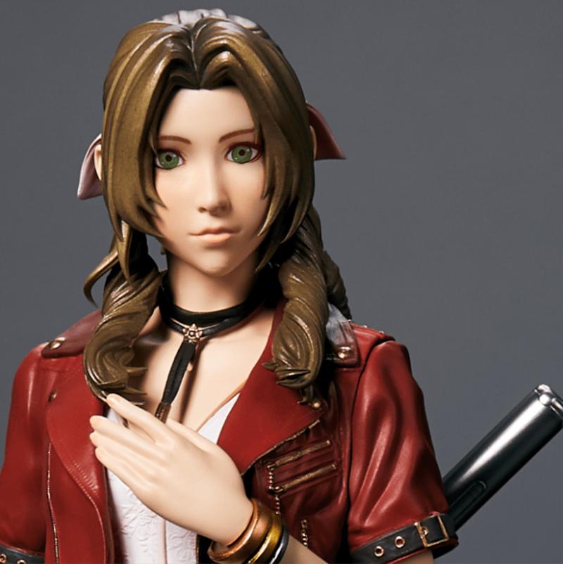 Aeris Figure Final Fantasy VII Remake Ichiban Kuji Prize B FF7 square Enix Mint