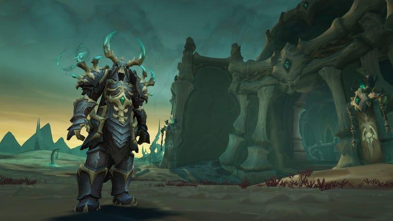 游戏周:魔兽世界:暗影之地和。。。其他的不多