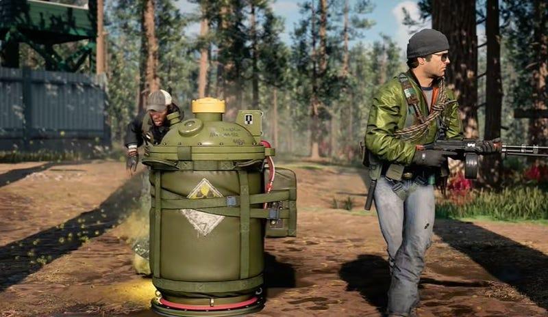 黑色行动:冷战的交叉游戏测试版展示了游戏最好的新模式之一