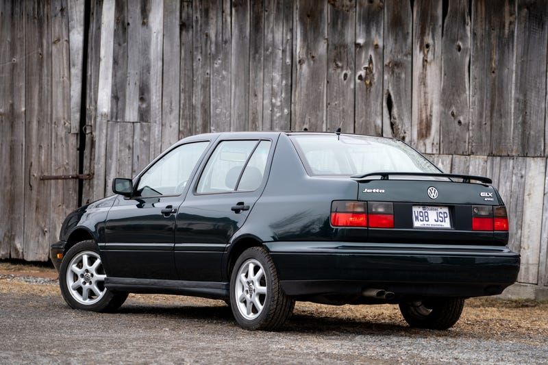 the volkswagen jetta glx vr6 was ahead of its time the volkswagen jetta glx vr6 was ahead