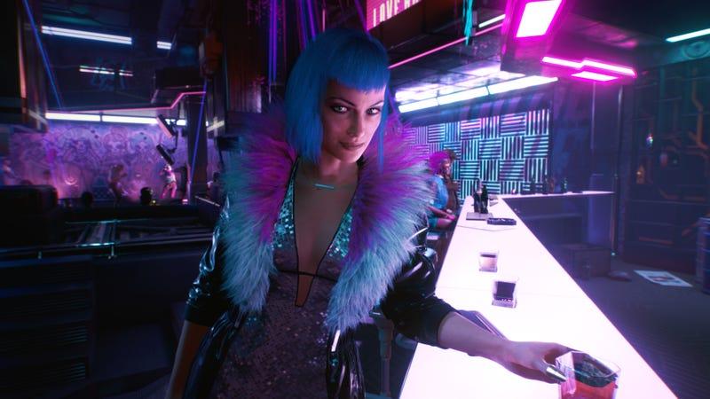 "cyberpunk2077的高管们说,他们""忽略""了他们炒作的游戏机版本处于粗糙状态的信号"