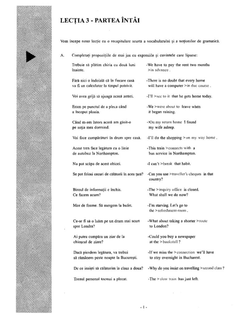 Expresii uzuale in engleza pdf