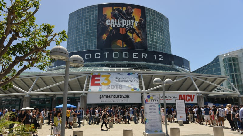 E3 2020取消