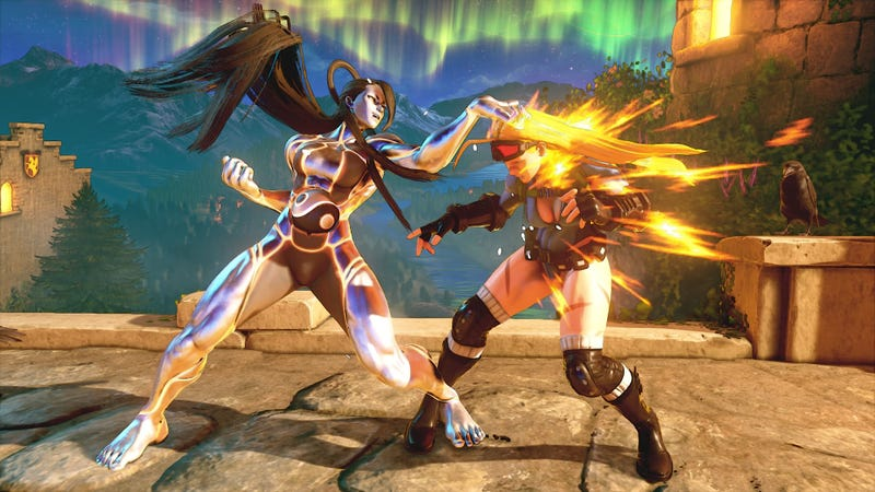 Capcom最终将创可贴应用于街头斗士V的在线多人游戏