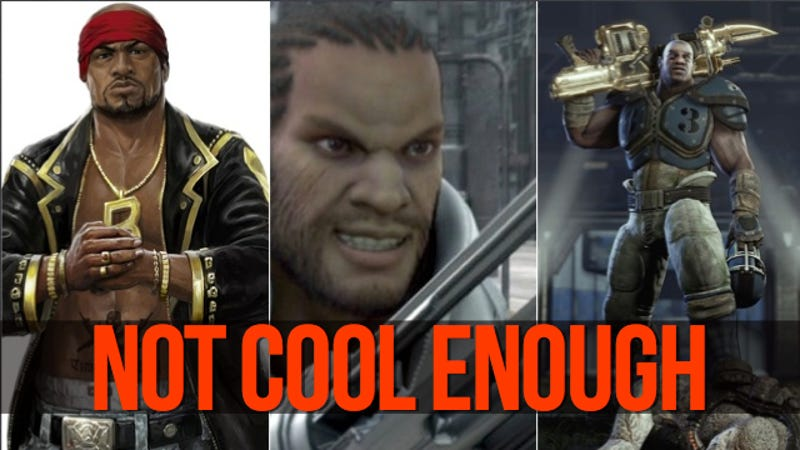 来吧,电子游戏,让我们看看我不觉得尴尬的黑人