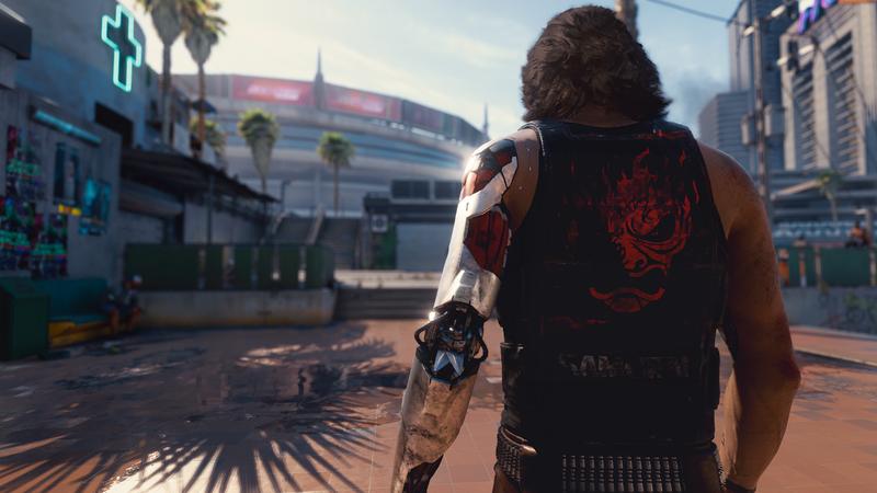 有些人通过切换时区,提前一天在Xbox上玩Cyberpunk 2077