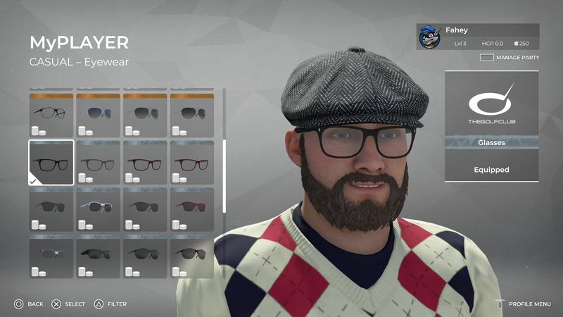 没有什么能比一场轻松的高尔夫电子游戏更棒了