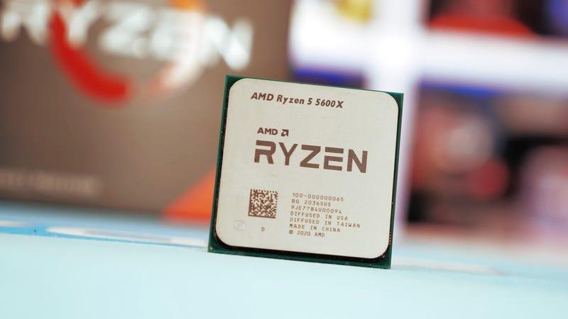AMD Ryzen 5 5600X评论:6核游戏野兽