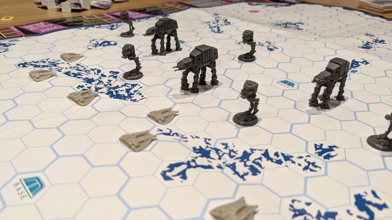 进攻霍斯:帝国反击:库塔库评论