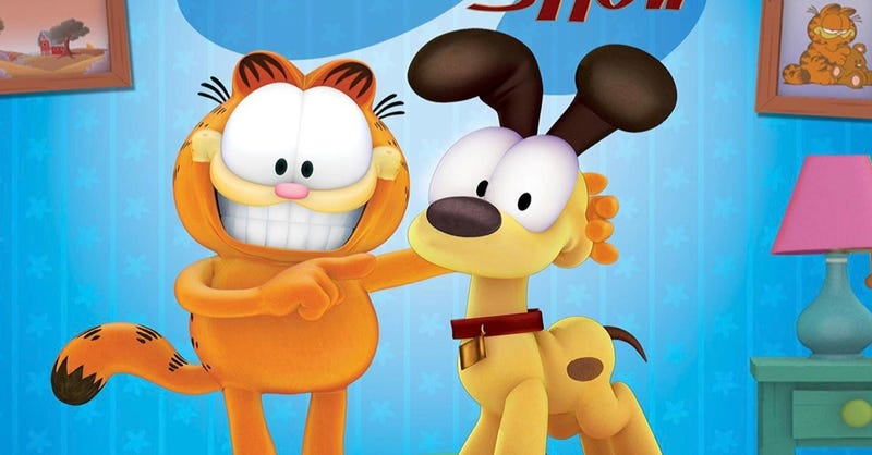 Garfield Tv Show Coming To Nickelodeon