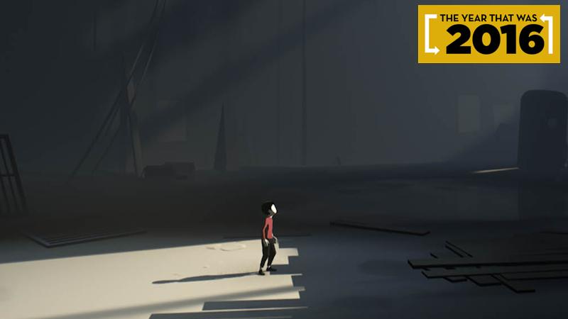 柯克·汉密尔顿2016年十大游戏