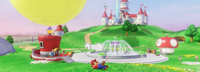 Super Mario Odyssey Saves Its Best And Worst Surprises For Last