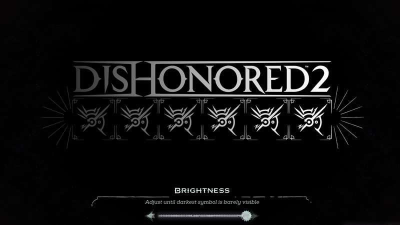 亮度滑块是视频游戏中最暗的概念