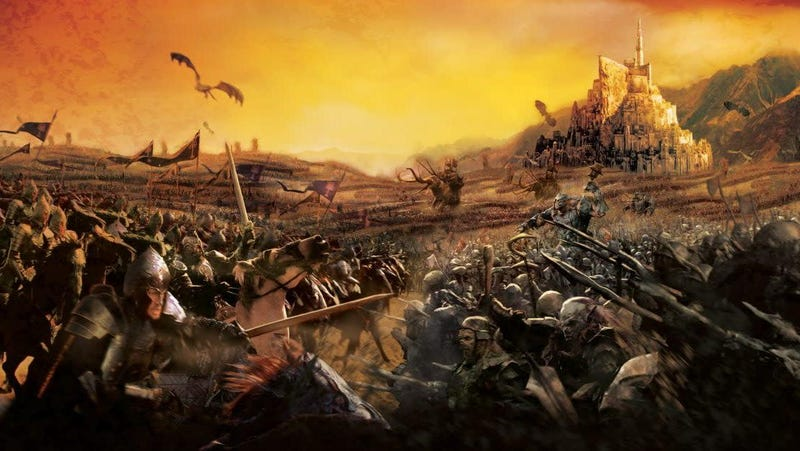 中土之战听起来很可怕