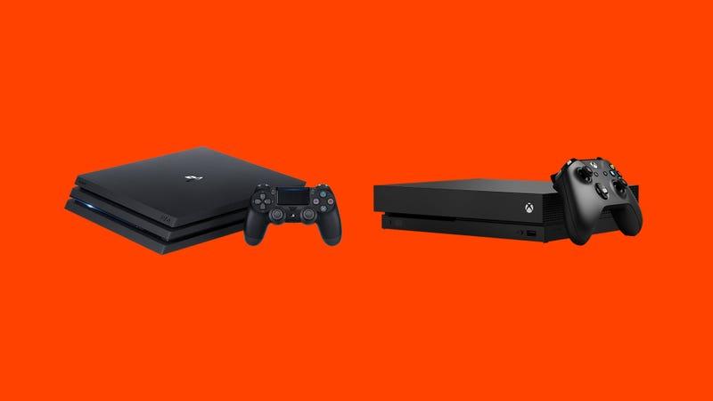 也许PS4 Pro和Xbox One X是个坏主意