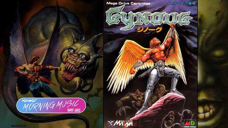 Wor/Gynoug之翼(医学博士,1991)视频游戏音乐评论