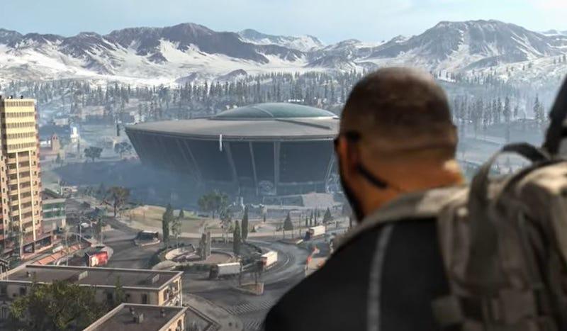《使命召唤》终于吹响了战区体育场的号角