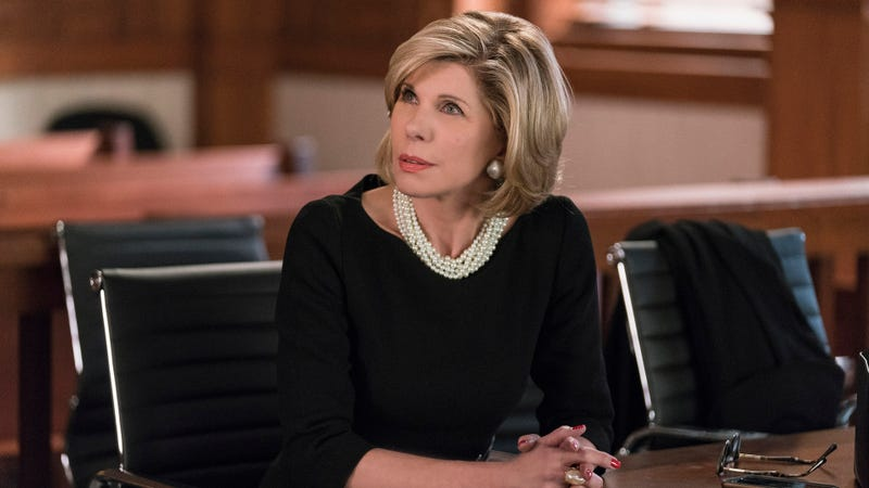 Death Looms Over The Balanced Foreboding Season Two Premiere Of The Good Fight Cush jumbo appears as lucca quinn, an employee at reddick, boseman and lockhart. death looms over the balanced