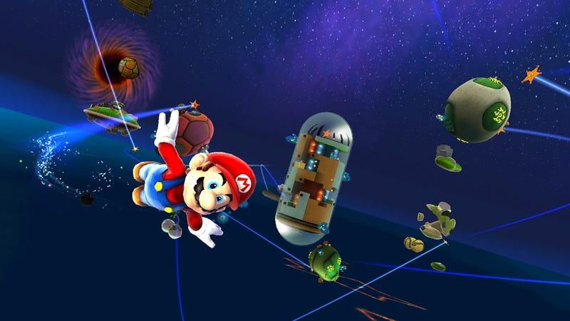 任天堂终于宣布3D马里奥收集开关,本月推出