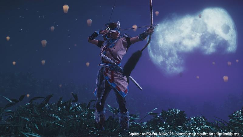 1月15日前,《筑岛幽灵》将从其他PlayStation独家游戏中获得新的服装灵感。游戏故事或生存任务将解锁装备从战神,血源,地平线:零黎明,和最后的守护者。