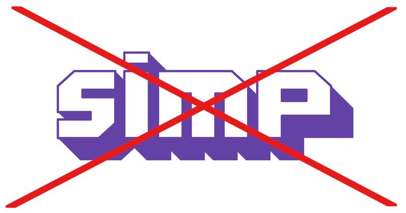 """抽搐后的流光部分禁止了""""Simp""""这个词"""