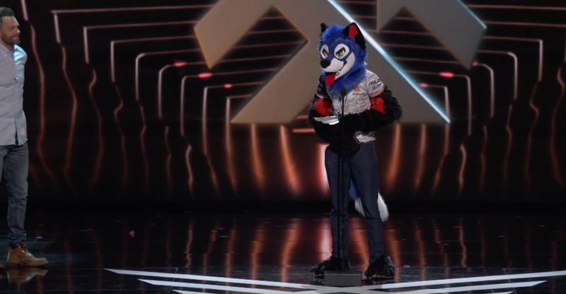 SonicFox在游戏大奖上抢先一步