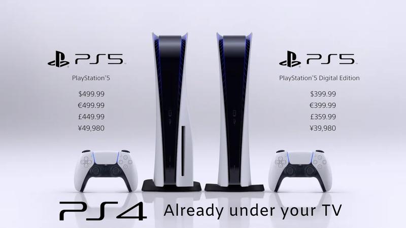 为什么我现在要买一个PS5,如果它最好的游戏是在PS4上推出的呢?