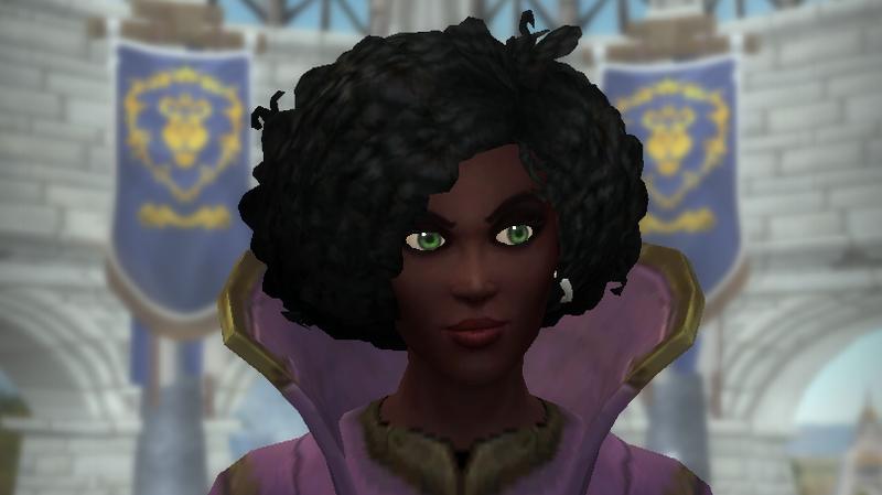 魔兽世界的角色创造者的改进将使更多的多样性