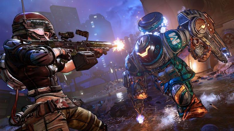 Borderlands 3即将推出下一代游戏机
