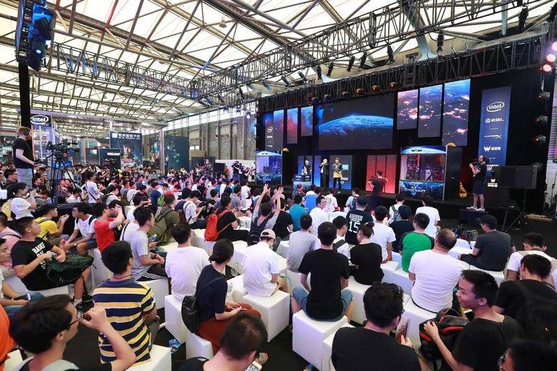 中国不会取消它最大的游戏展