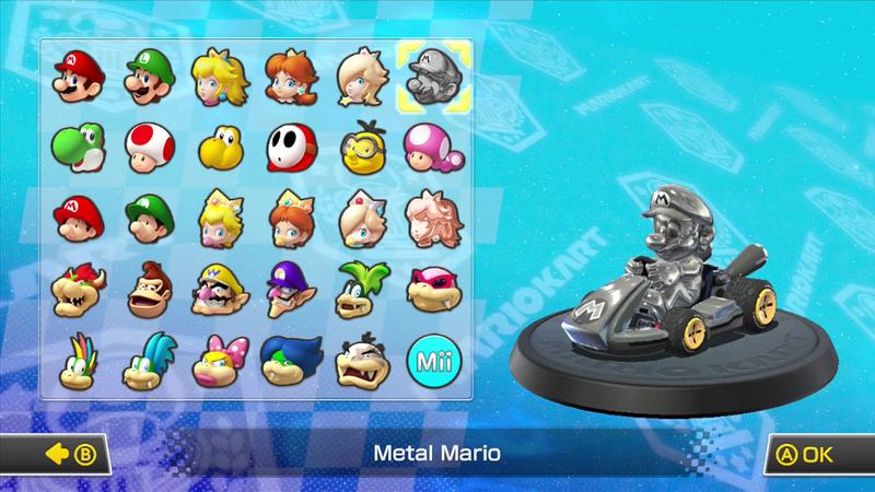 All 30 Mario Kart 8 Characters Reviewed