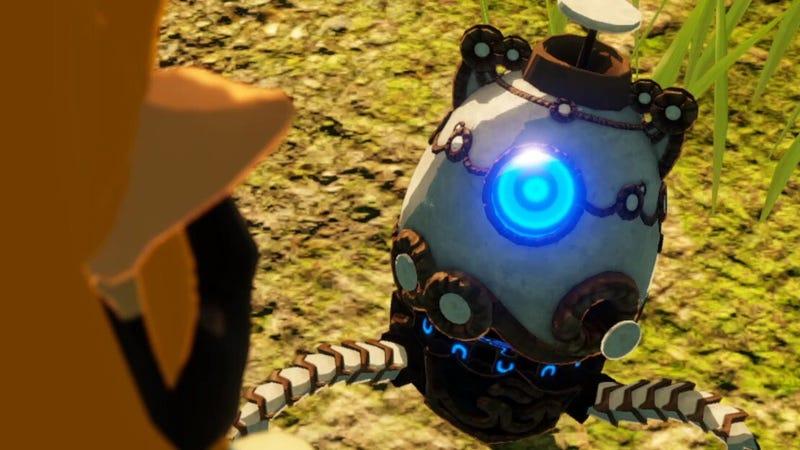 在《英雄战士:灾难年代》中,任天堂拒绝承认博特的黑暗