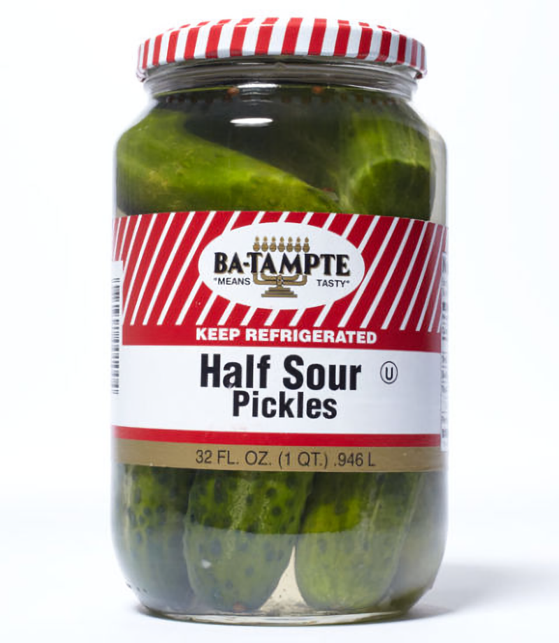 Fight me: Ba-Tampte Half Sour pickles are the best grocery store pickles