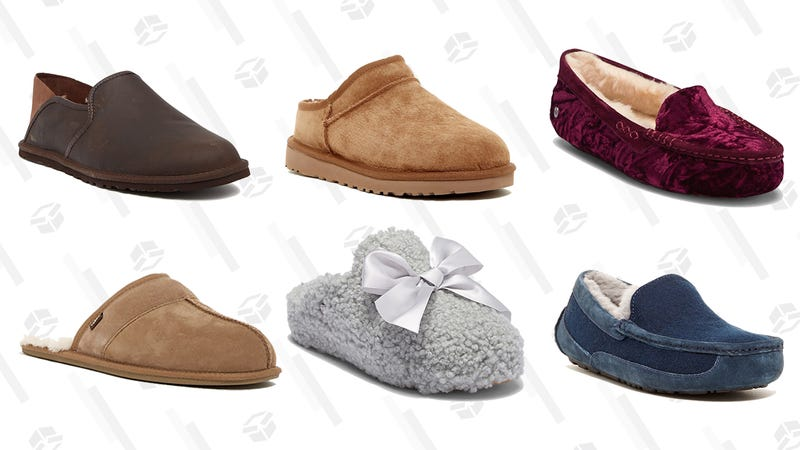 Ugg Slippers Are On Sale at Nordstrom Rack