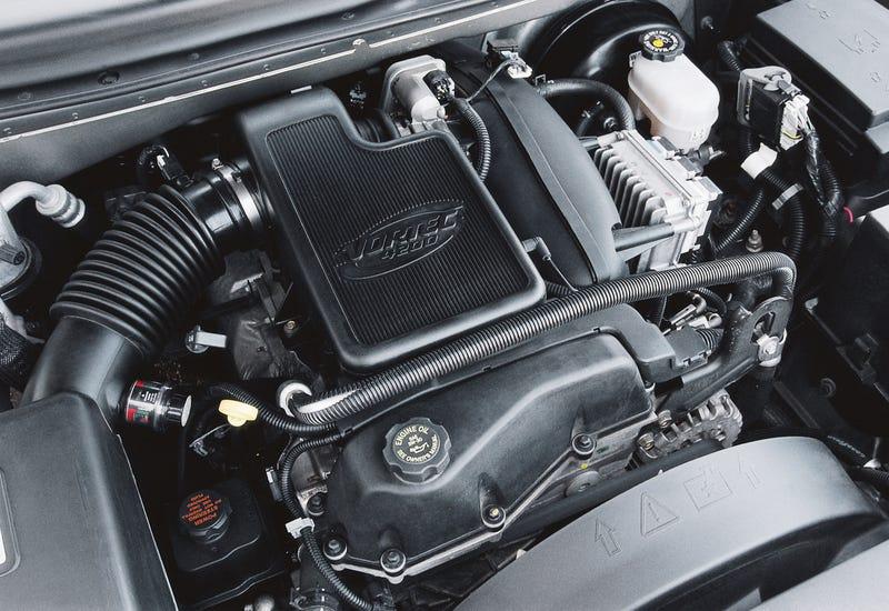 [SCHEMATICS_44OR]  One Of The Last American Inline-Six Engines Was In Your Normal Everyday  Chevrolet Trailblazer | Vortec 4200 Engine Diagram |  | Jalopnik