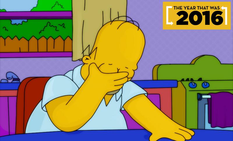 2016年最大的电子游戏失望