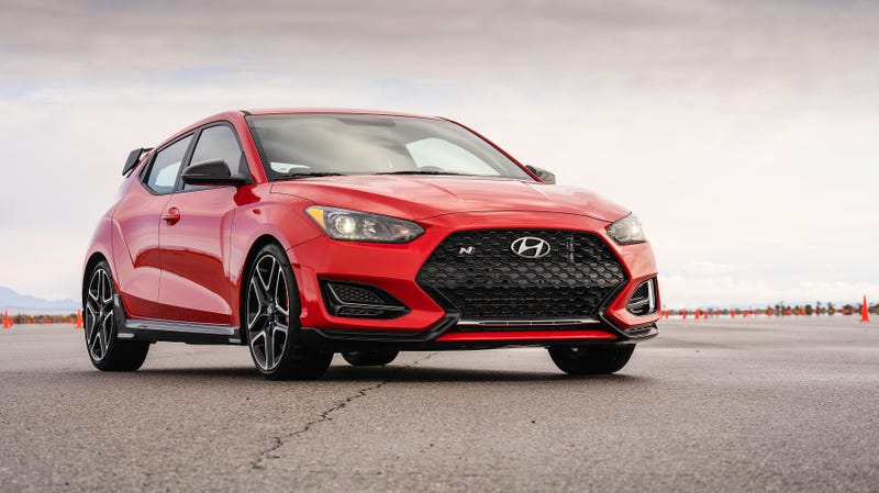 A Dealer Is Actually Trying To Charge Over 40 000 For A Hyundai Veloster N