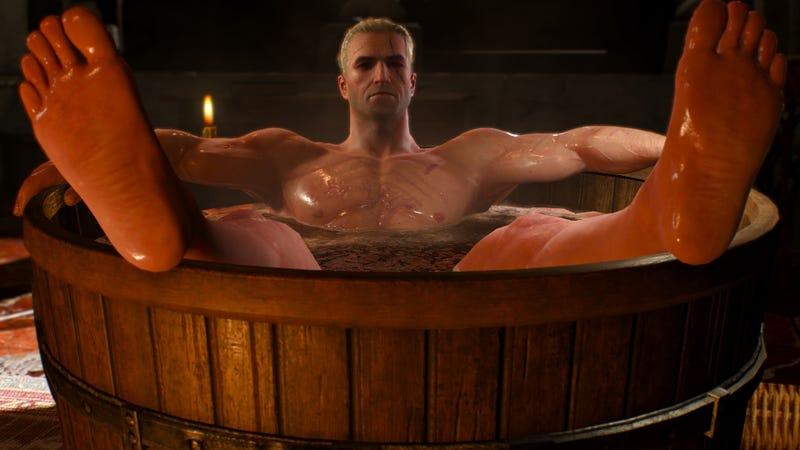 最重要的是,浴场为我们的游戏英雄增添了深度