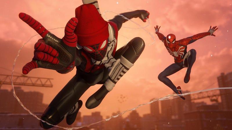 《蜘蛛侠:迈尔斯·莫拉莱斯》比2018年的《蜘蛛侠》好吗?