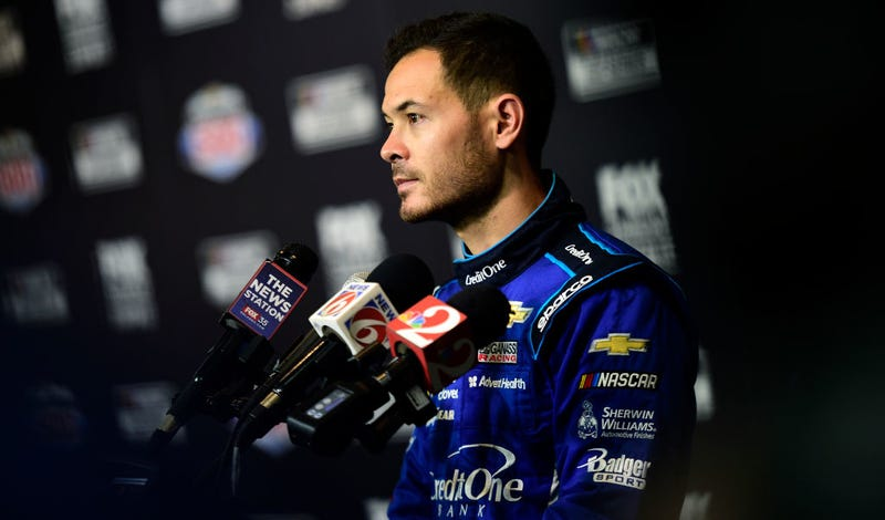 全美赛车协会的司机因为在比赛中说了N个字而被停赛[更新]