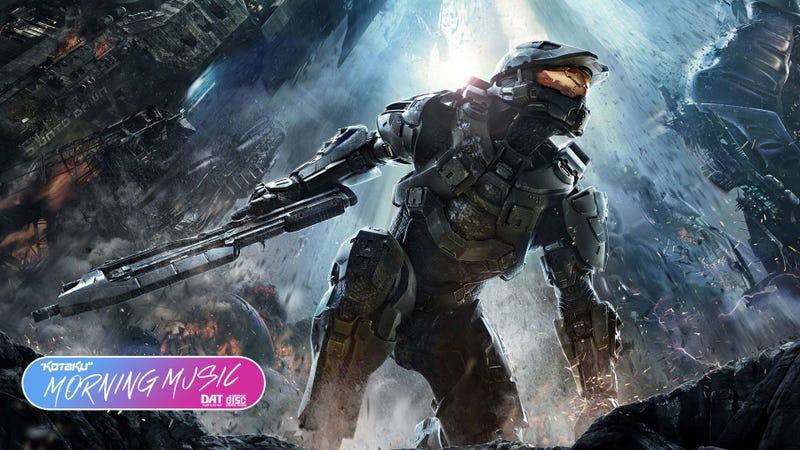 光环4(3602012)视频游戏音乐评论