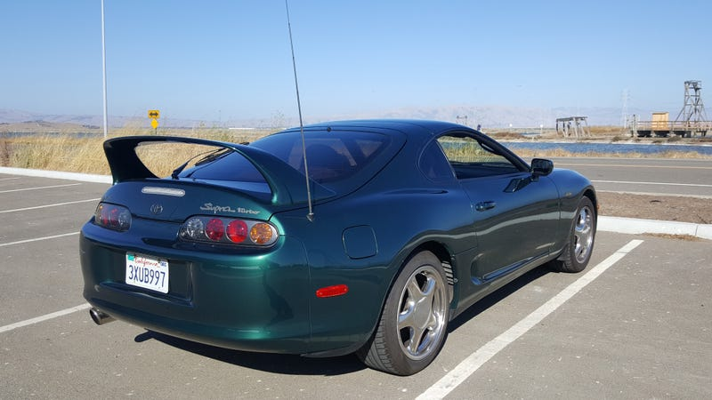 Here's What A Perfect Toyota Supra Is Worth