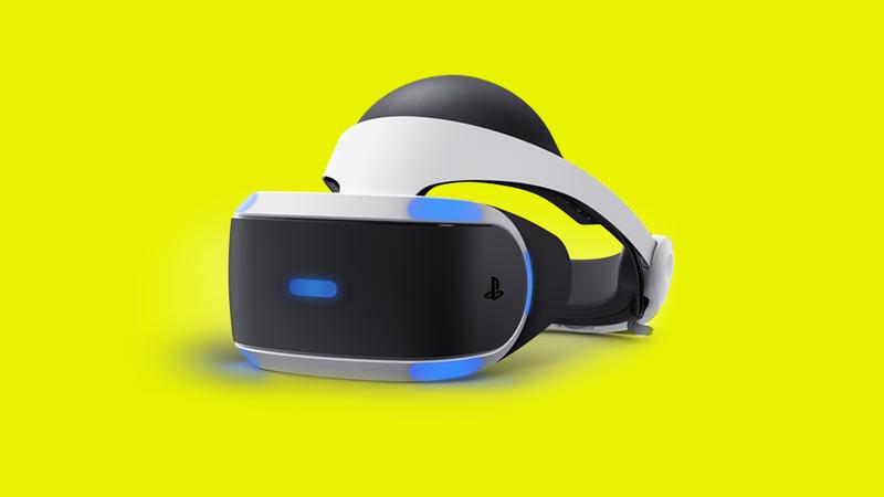 PSVR为大众带来了虚拟现实
