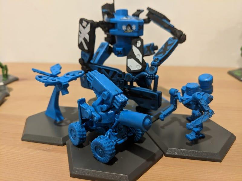 巨型杀手机器人:重击手:Kotaku评论