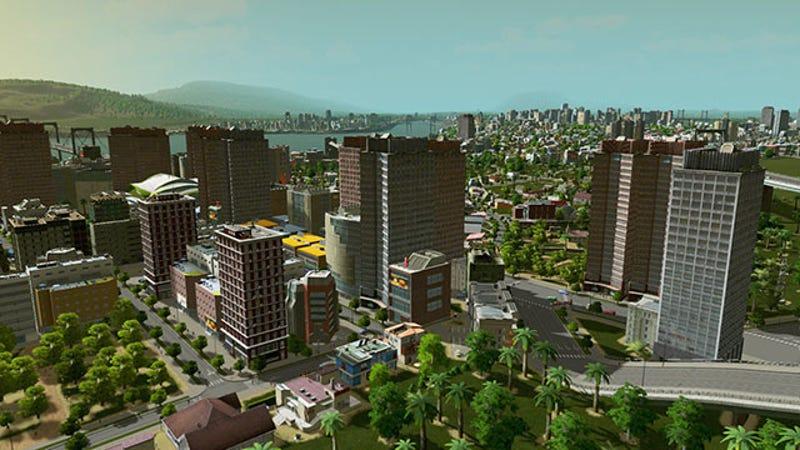 城市:天际线:Kotaku评论