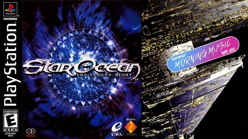 星海:第二个故事(PS11998)视频游戏音乐评论