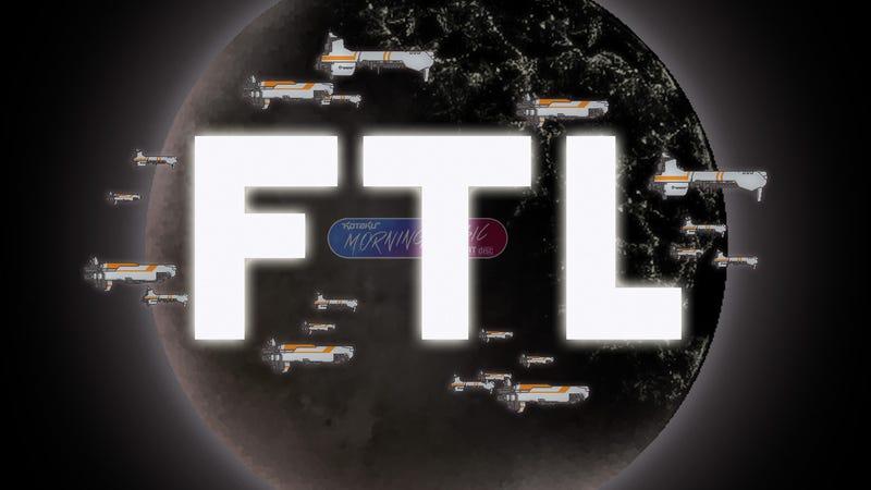 FTL:超光速(PC,2012)视频游戏音乐评论