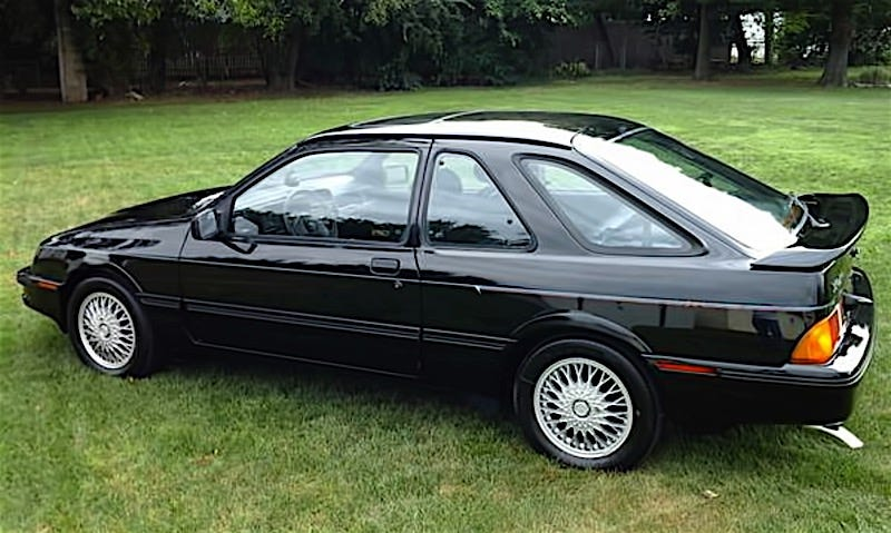 For 8 500 This 1988 Merkur Xr4ti Is Almost Like New
