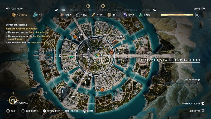 Assassin S Creed Odyssey S New Atlantis Expansion Is Jaw Dropping